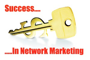 Key to networking success